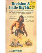 Decision At Little Big Horn