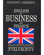 English for Business and Finance