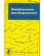 Weltliteratur der Gegenwart