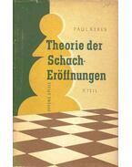 Theorie der Schacheröffnungen Teil II.