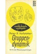 Gruppendynamik - Kritik der Massenpsychologie