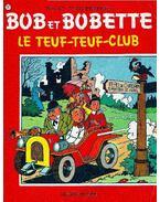 Bob et Bobette, Le teuf-teuf-club