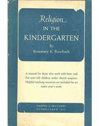 Religion in the Kindergarten