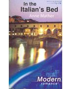 In the Italian's Bed - Mather, Anne