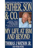 Father, son & Co. My Life at IBM and Beyond