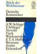 Briefe der Weltliteratur - Deutsche Romantiker