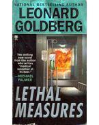 Lethal Measures