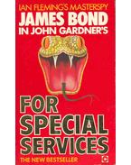 James Bond - For Special Services