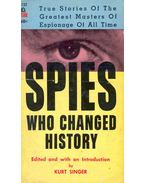 Spies Who Changed History