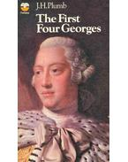 The First Four Georges