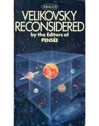 Velikovsky Reconsidered