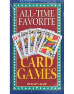 All-Time Favorite Card Games
