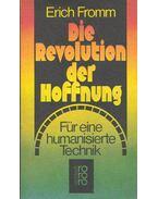 Die Revolution der Hoffnung