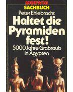 Haltet die Pyramiden fest ! - 5000 Jahre Graraub in Ägypten