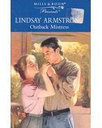 Outback Mistress - Armstrong, Lindsay