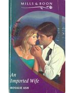 An Imported Wife