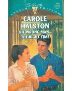 The Wrong Man - The Right Time