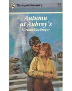 Autumn at Aubrey's