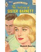 The Return of Sister Barnett