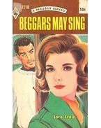 Beggars May Sing
