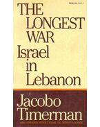 The Longest War - Israel in Lebanon
