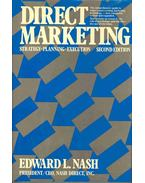 Direct Marketing - Strategy, planning, Execution