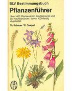 BLV Bestimmungsbuch - Pflanzenführer