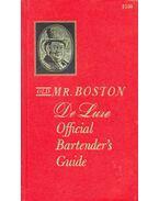 De Luxe Official Bartender's Guide