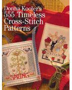 555 Timeless Cross-Stitch Patterns