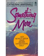 Something More - In Search of a Deeper Faith