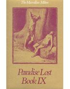 Paradise Lost Book IX - With Notes by Rosemary Syfret