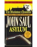 The Blackstone Chronicles - Asylum