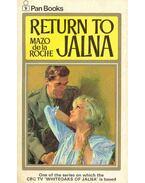 Return to Jalna
