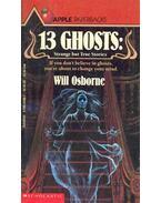 13 Ghosts : Strange but True Stories