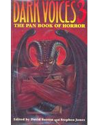 The Pan Book of Horror - Dark Voices 3