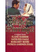 Mistletoe Marriages - 4 Original Stories