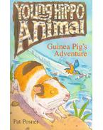Young Hippo Animal - Guinea Pig's Adventure