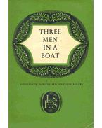 Three Men in a Boat - Simplified by G. Horsley