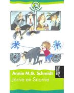 Jorrie en Snorri