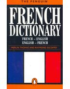 The Penguin French Dictionary - French-English, English-French