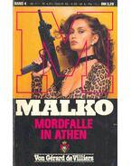 Malko - Mordfalle in Athen