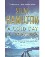 A Cold Day in Paradise - Hamilton, Steve