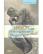 Lexikon der philosophischen Begriffe