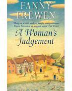 A Woman's Judgement