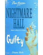 Nightmare Hall - Guilty