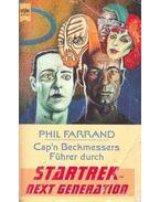 Star Trek Next Generation - Cap'n Beckmessers Führer durch
