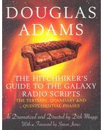 The Hitchhiker's Guide to the Galaxy - Radio Scripts