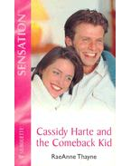 Cassidy Harte and the Comeback kid