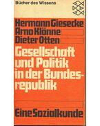 Gesellschaft und Politik in der Bundesrepublik