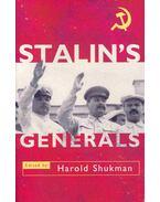 Stalin's Generals